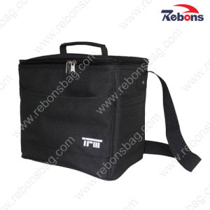 Black 600d Polyester Frozen Ice Cooling Cooler Bag pictures & photos