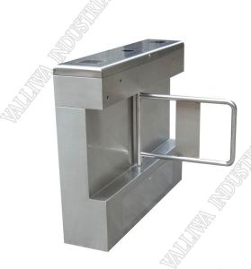 Access Control Vertical Tripod Turnstile Bidrectional Reading pictures & photos