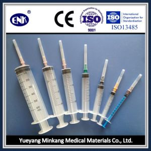 Medical Disposable Syringes, with Needle (10ml) , Luer Slip, with Ce&ISO Approved pictures & photos