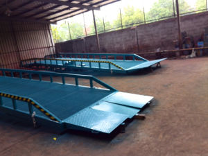 Container Ramp / Mobile Container Ramp /Mobile Container Loading Ramp pictures & photos