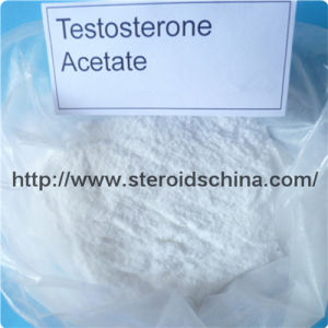 High Quality Bodybuilding Steroid Testosterone Acetate Steroid Hormone pictures & photos