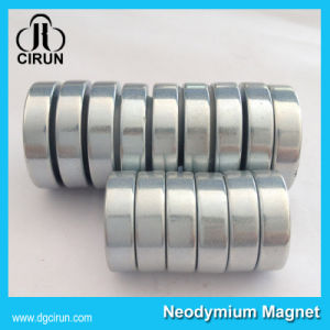 Super Strong Disc Neodymium Permanent Magnet N52 pictures & photos