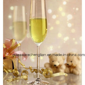 Gorgeous Clear Champagne Glass Cup (B-CP019) pictures & photos