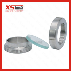 Tank Component Sanitary Stainless Steel Sight Glass pictures & photos