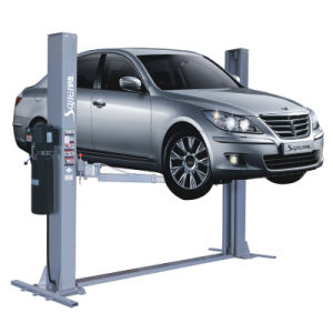 Base Type Ordinary Two Post Lift, CE Approved