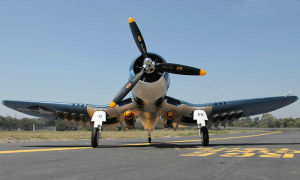 Outdoor Large Scale RC Model Planes F4u