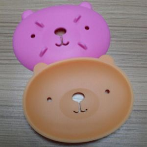 Householdware Animal Shape Silicone Soap Mat Soap Dish pictures & photos