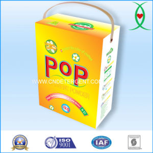 Pop Brand Washing Laundry Powder Detergent pictures & photos
