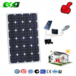 Solar Mono Panel 70W Solar Cells