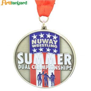 Customer Design Fashion Logo Metal Medal pictures & photos