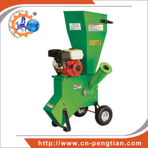 6.5HP Garden Shredder Wood Chipper with 76mm Chipping Capacity pictures & photos