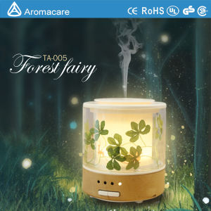 100ml Per Hour Aroma Table Lamp Ultrasonic Air Humidifier (TA-005) pictures & photos