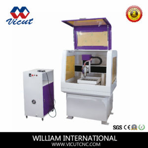 Mini CNC Wood Chiper CNC Router Engraving Machine Carving Machine (VCT-4540A/C/R) pictures & photos