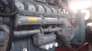 1000kw 1250kVA Industrial Diesel Generator Standby 1100kw 1375kVA pictures & photos