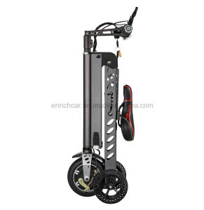 Fashion Green Two Wheel Electric Vehicle/Foldable Electric Bike pictures & photos