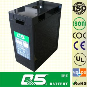 2V600AH AGM, Gel Rechargeable Battery Deep Cycle Solar Power Battery Rechargeable Power Battery Valve Regulated Lead Aicd Battery for Long-Life Battery pictures & photos