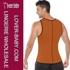 Men Sportswear Sweat Enhancing Vest Shirt (L42660-1) pictures & photos