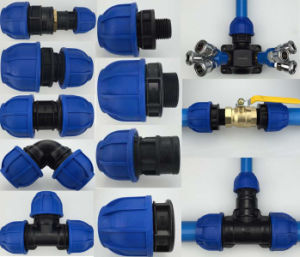 Plastic Materital Air Compressor Compression Fittings pictures & photos