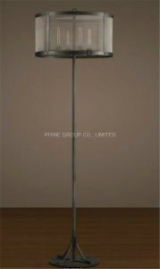 modern Metal Floor Lamp for Home or Hotel with UL, RoHS Certification pictures & photos