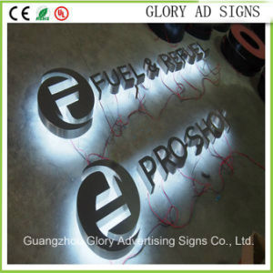 Lighting Acrylic LED Sign Billboard pictures & photos