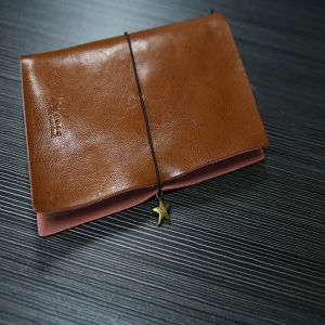 Hot Sales PU Leather Notebook with Rubber Band pictures & photos