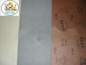 Waterproof Sandpaper for Car, Wood Furniture and Metal etc pictures & photos
