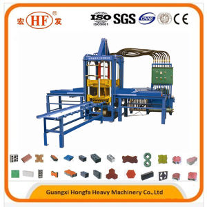 Best Selling Products! ! Qtf3-20 Paver Block Making Machine pictures & photos