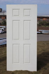 Classic Oak and Mahogany Fiberglass Door pictures & photos
