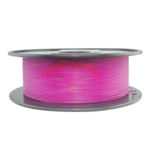 Well Coling PLA 1.75mm Purple 3D Printing Filament pictures & photos