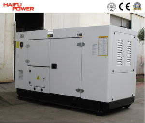 60KVA Soundproof Generator/Lovol Engine (HF48L2) pictures & photos