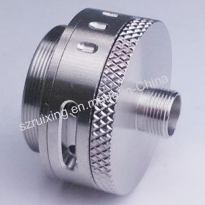 Stainless Steel CNC Machining for E-Cig Parts