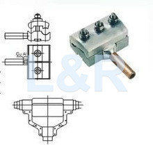 Aluminum Bimetallic Type Jfg Clamp pictures & photos