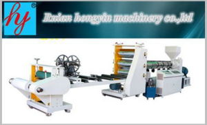 Plastic Sheet Extrusion Line (HY-670) pictures & photos