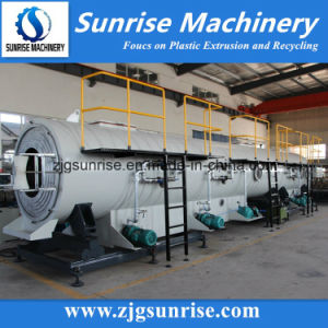 Sunrise Machinery HDPE Pipe Extrusion Line pictures & photos