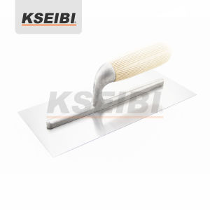 Kseibi Classic Concrete Plastering Trowels with Wooden Handle pictures & photos