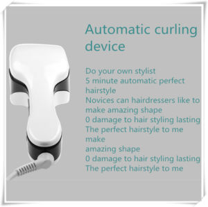 2016 Best Price Salon Tools Steam Hair Curler Curling Irons pictures & photos
