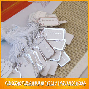 Logo Custom Bracelet Tags (BLF-T105) pictures & photos