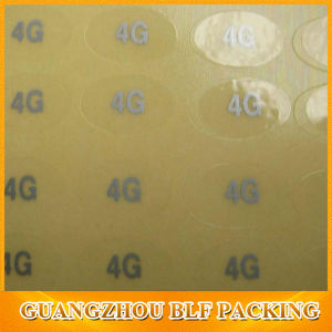 Clear PVC Transparent Sticker (BLF-S077) pictures & photos