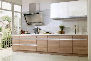 Melamine Finish Wood Kitchen Cabinet