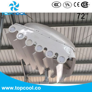 72 Inch Blade Cyclone Vhv72-2016 Recirculation Fan with Misting System pictures & photos