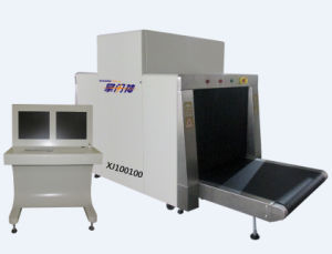 Large Tunnel Airport X-ray Inspection Baggage Luggage Scanner Machine pictures & photos
