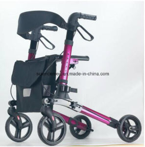New Aluminum Deluxe Rollator (SC-9102) pictures & photos