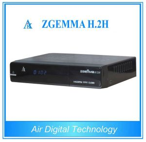Fast Running DVB S2 DVB T2/C Broadcasting Equipment Smart TV Box Zgemma H. 2h pictures & photos