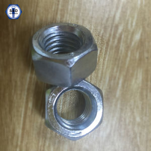 Hex Nuts DIN934 Cl6 Zinc Plated pictures & photos