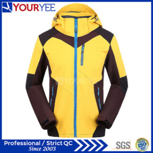 Custom OEM ODM Fashion Softshell Jacket with Hood (YRK118) pictures & photos