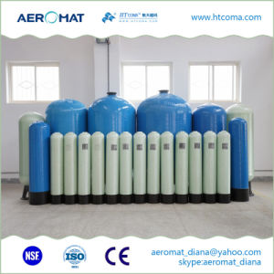 FRP Tank Pressure Vessel Withaccessories for Water Treatment Industry pictures & photos