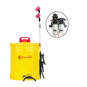 20L Agricultural Electric Knapsack Power Sprayer with Backpack (KD-20D-005A) pictures & photos