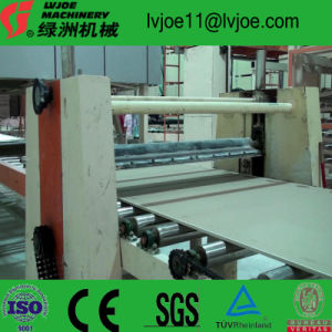 Gypsum Board Making Machinery Including Maintenance Services pictures & photos
