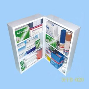 Medical Metal Factory First Aid Box (DFFB-020) pictures & photos