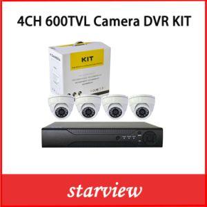 4CH 600tvl Camera DVR Kit (SV60-DK04D7C60) pictures & photos